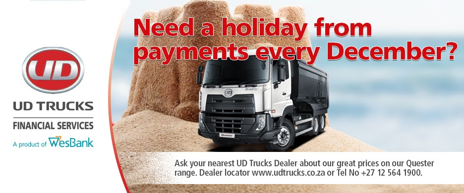 Need a holiday from payments every December
