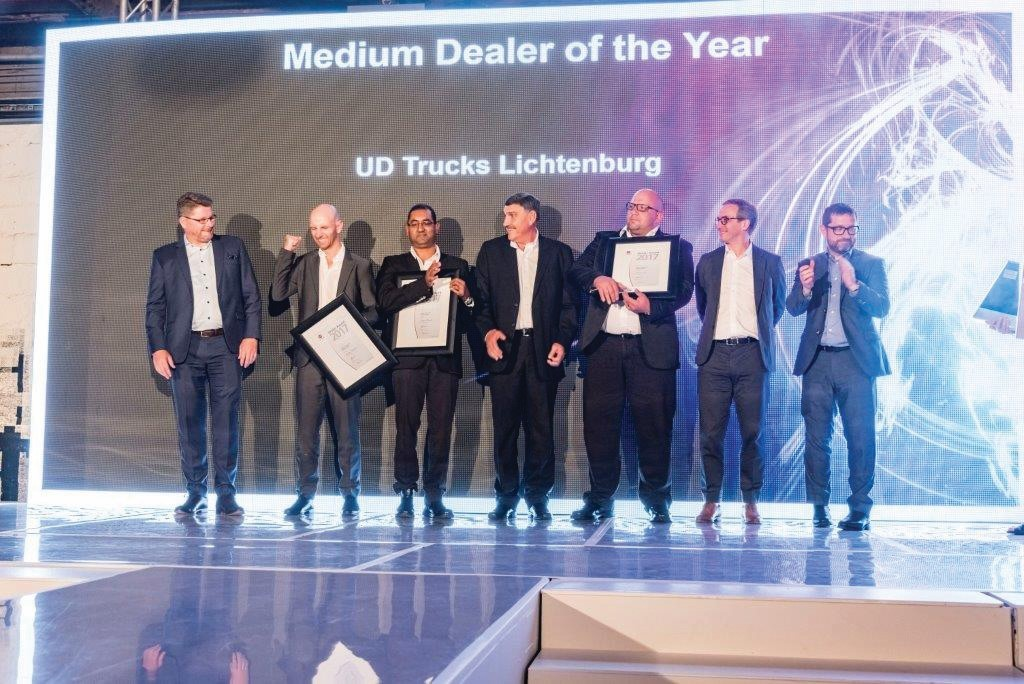 Reytjie Laubscher: Winner – Medium dealer of the year